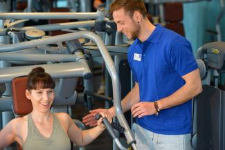Personal Coach bei Body Up